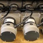 NPC motors ready for shipping