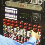 "Preparing to test the ""Black Box"" hydraulic system"